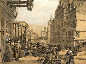 Edinburgh World Heritage Trust - Learning
